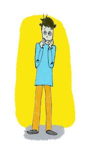 Signes cliniques de la schizophrénie : l'angoisse