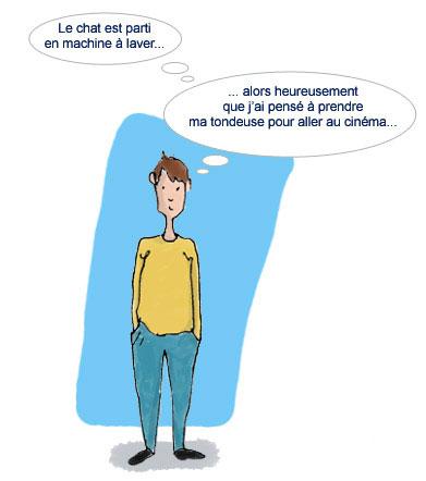 Signes de désorganisation de la schizophrénie : l'incohérence idéique et verbale